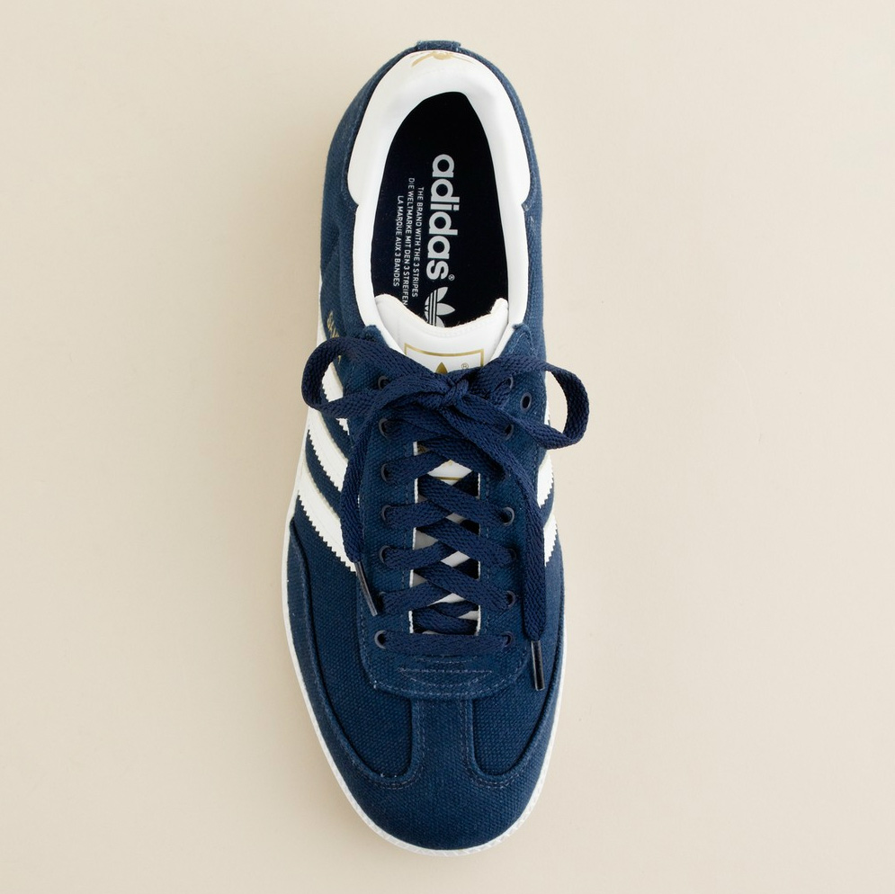 adidas Canvas Samba Sneakers (4)