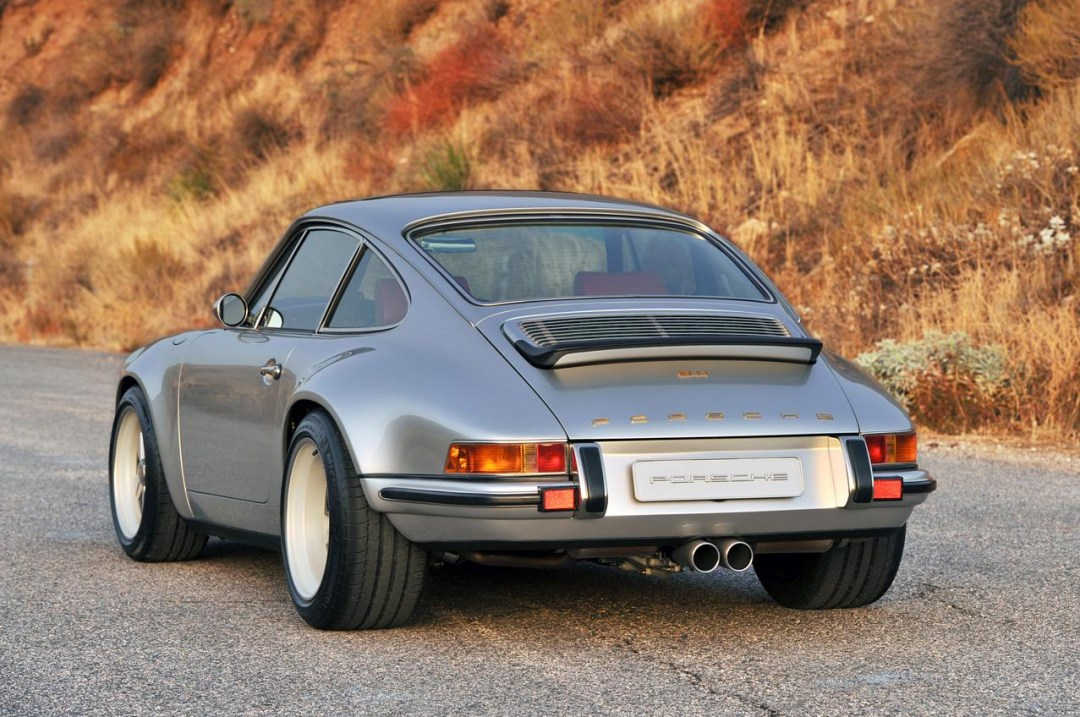 Singer Vehicle Design :: Porsches Reborn & Reimagined (3)