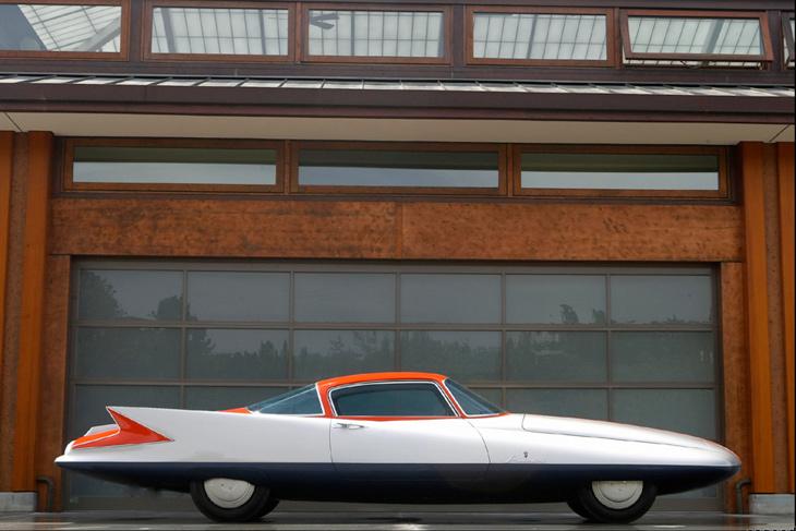 "1955 Ghia Streamline X ""Gilda"" :: Kidston SA (5)"
