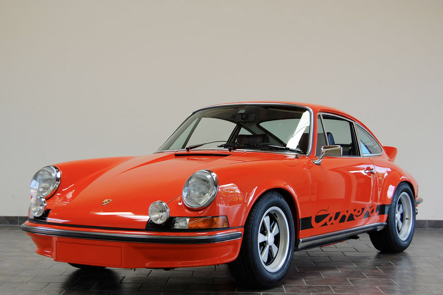 1973 Porsche 911RS :: California Porsche Restoration (2)