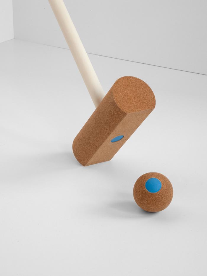 Gates :: Interior Croquet Game (4)