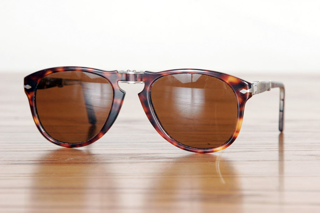 Persol Sunglasses :: Belonging to Steve McQuee (1)