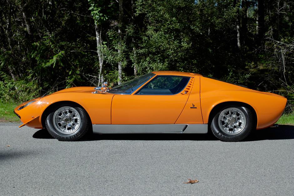 1968 Lamborghini Miura P400 :: Spirited Automobiles (1)