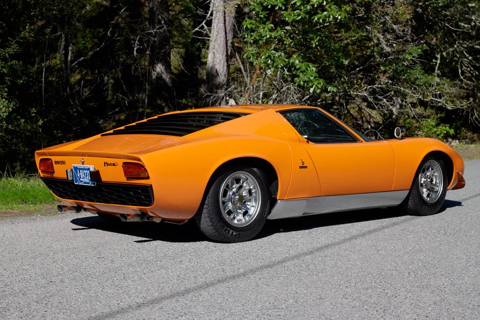 1968 Lamborghini Miura P400 :: Spirited Automobiles (3)
