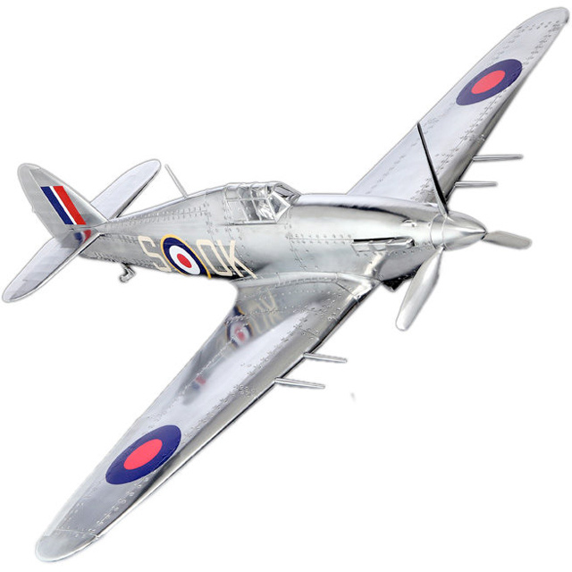 John Elwell: 'Hawker Hurricane, Mark 1A'.