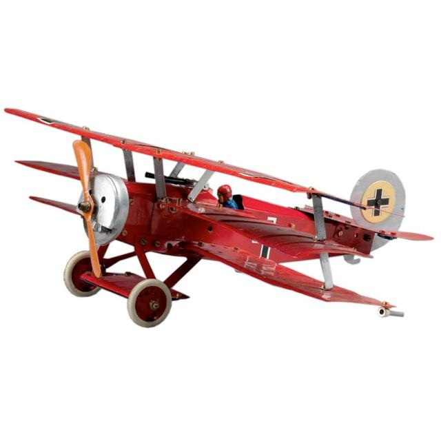 Meccano 'Red Baron' Triplane