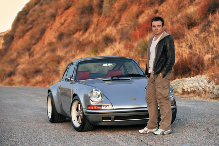 Singer Vehicle Design :: Porsches Reborn & Reimagined :: The Mega Interview