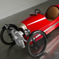 Morgan Motors :: 3 Wheeler Pedal Car