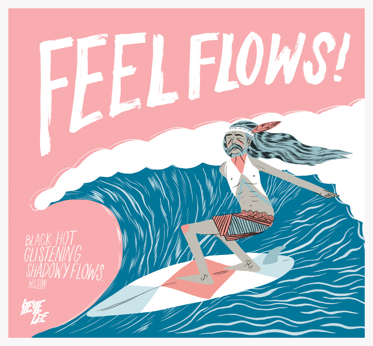Beach Boys Feel Flows Lyrics