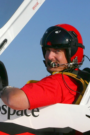 Scott Germain Pilot Photo
