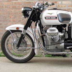 1969 Moto Guzzi A-Series Ambassador :: eBay Deluxe Dive