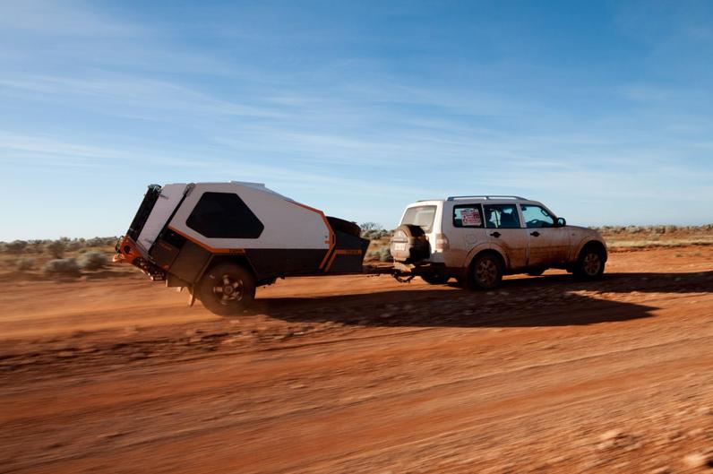 Tvan Camper :: Track Trailer – Australia (1)