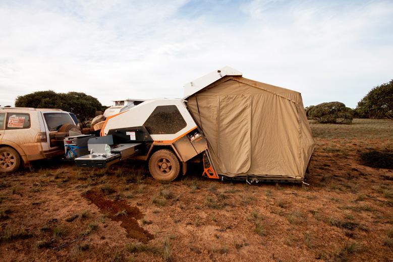 Tvan Camper :: Track Trailer – Australia (3)