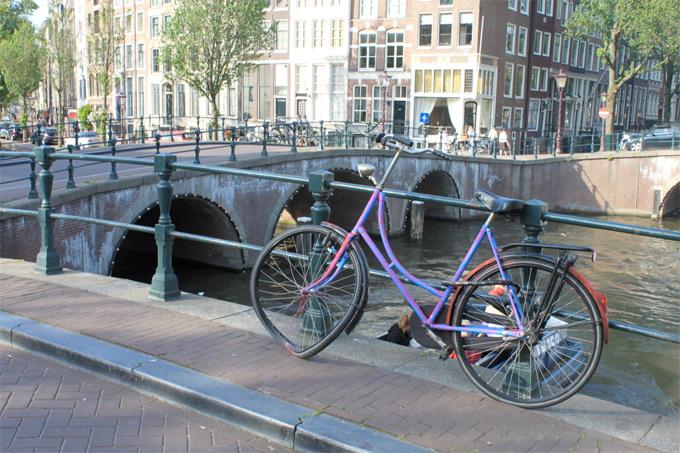 @Amsterdan, Netherlands.