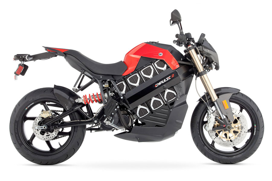 Brammo Empulse :: Electric Motorcycle (1)