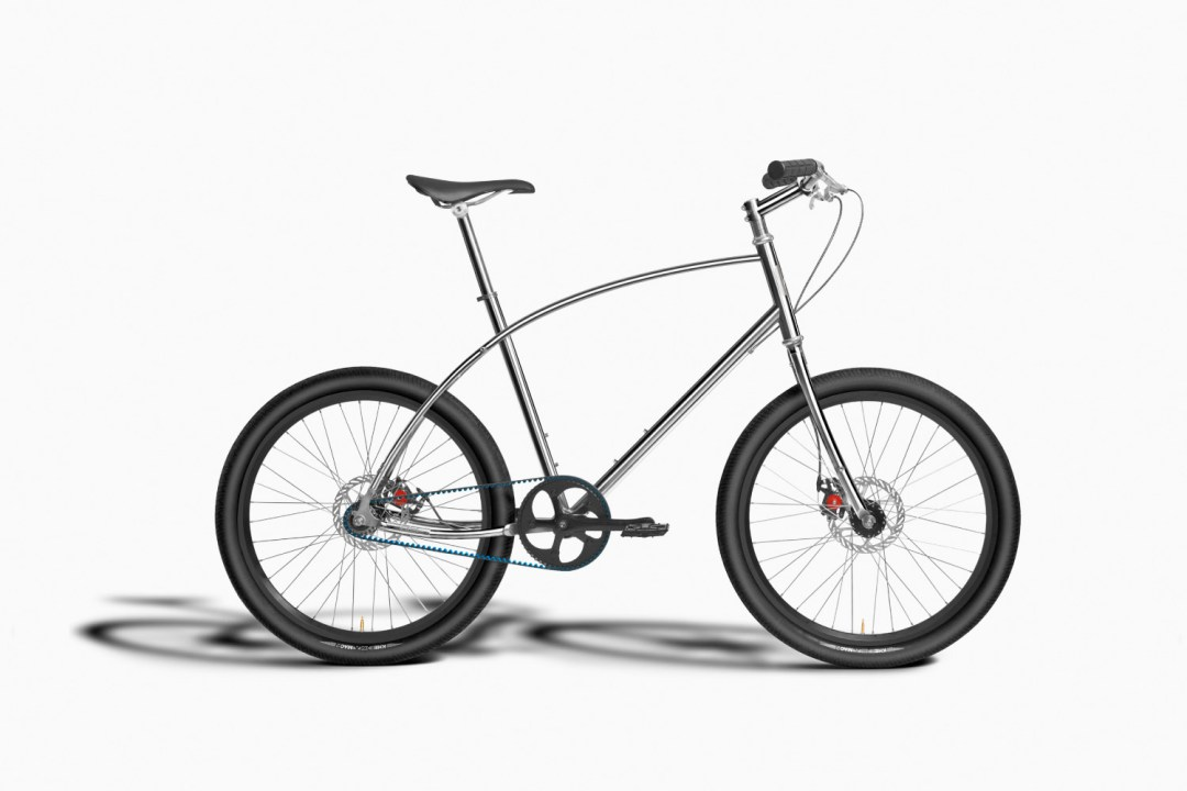 Budnitz Bicycles No.4 Stainless Steel (1)