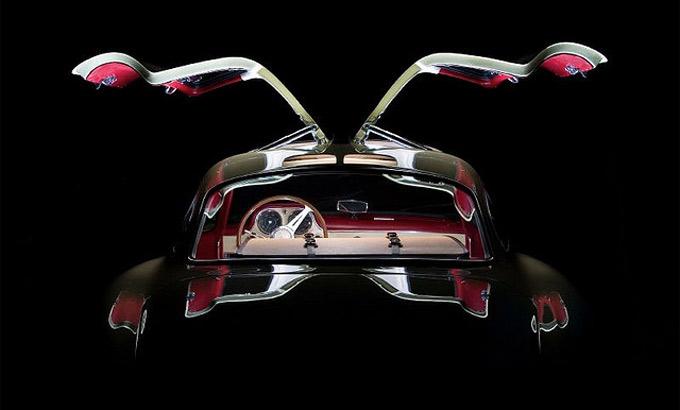 1957 Gullwing 300 SL