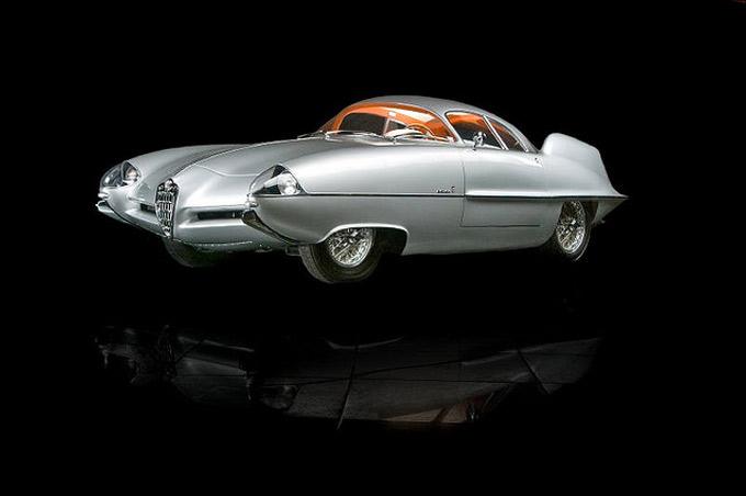 '53 Alfa Romeo BAT 5