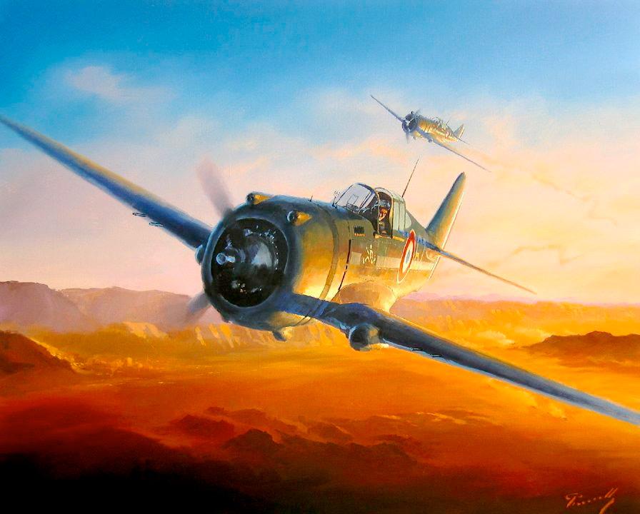 Lucio Perinotto :: Aviation Artist (7)