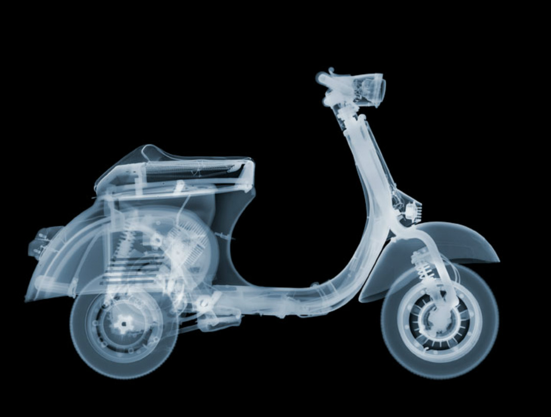 Nick Veasey :: X-Ray Photos (3)