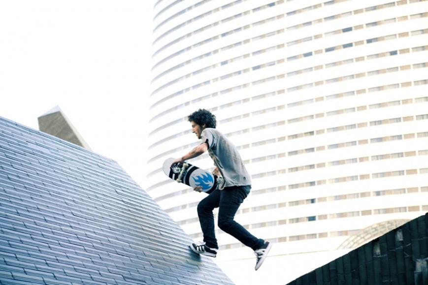 Vince Del Valle – Kobe Japan