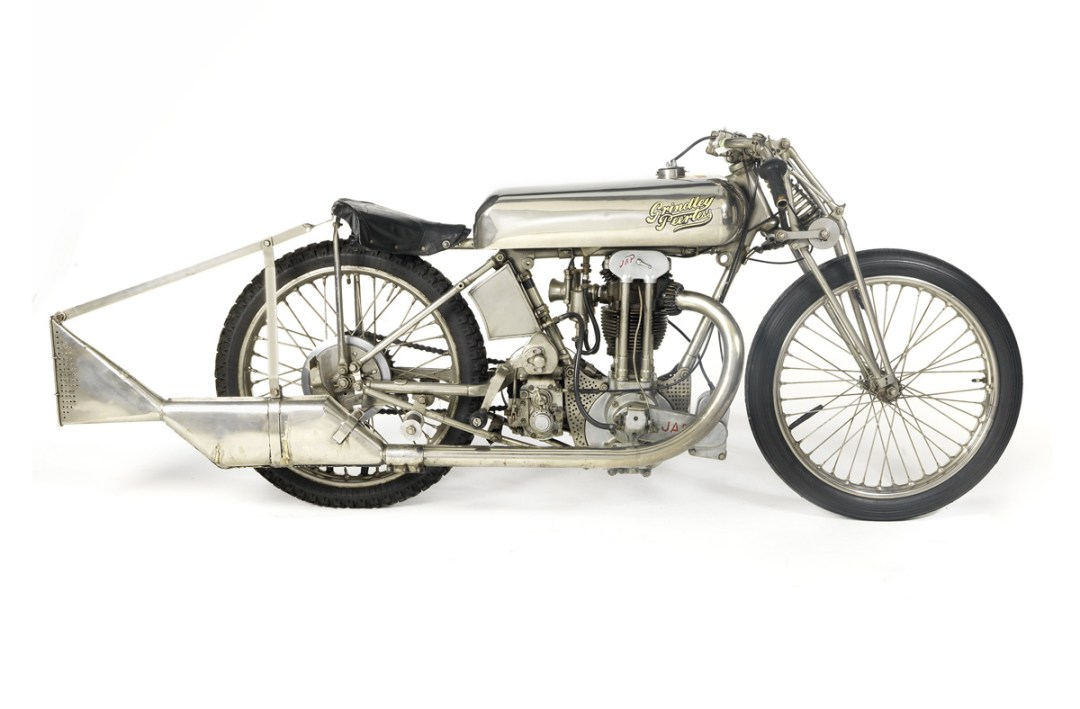The 1929 Grindlay-Peerless JAP 500cc (1)