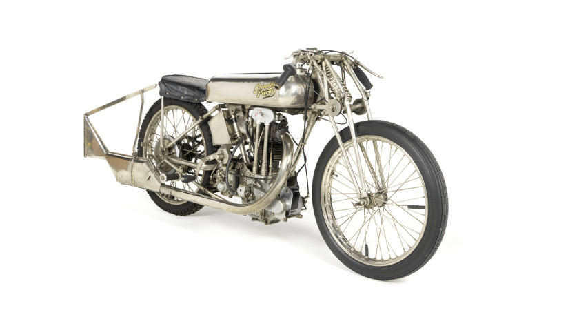 The 1929 Grindlay-Peerless JAP 500cc
