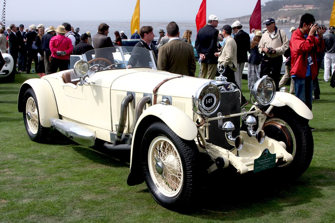 Pebble Beach Concours d'Elegance Part 1 :: Photos By Jonathan Ward