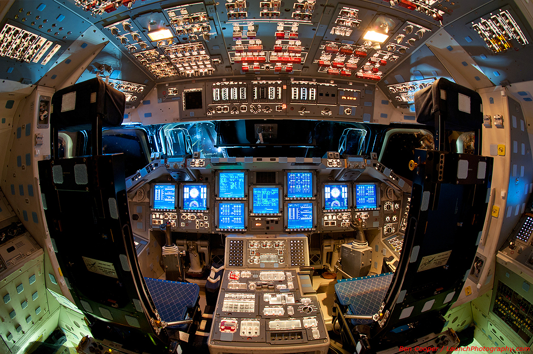 Flight Decks :: By Ben Cooper (1)