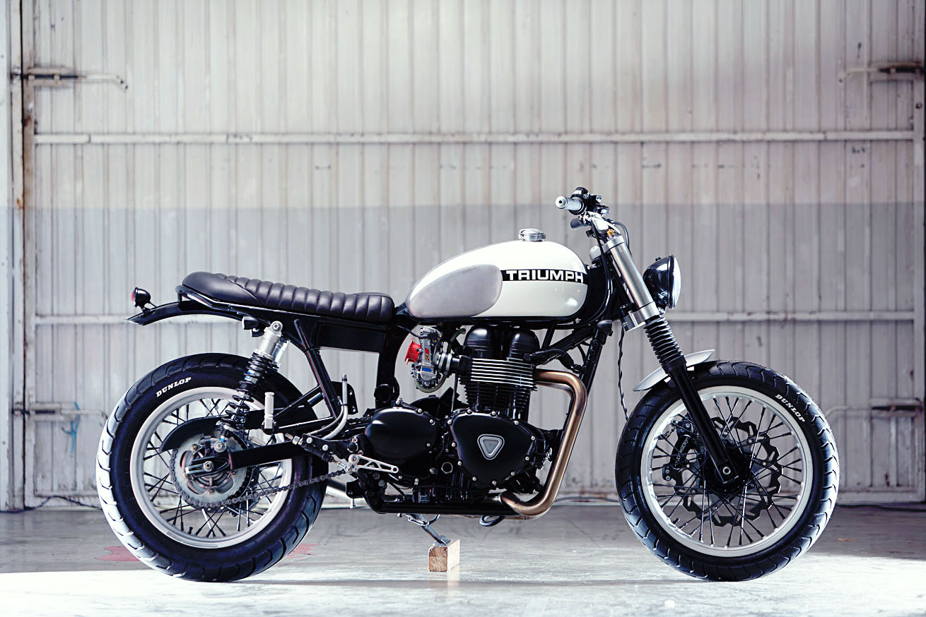 Bike Exif R75u002f6 THRUXTON via BIKE EXIF