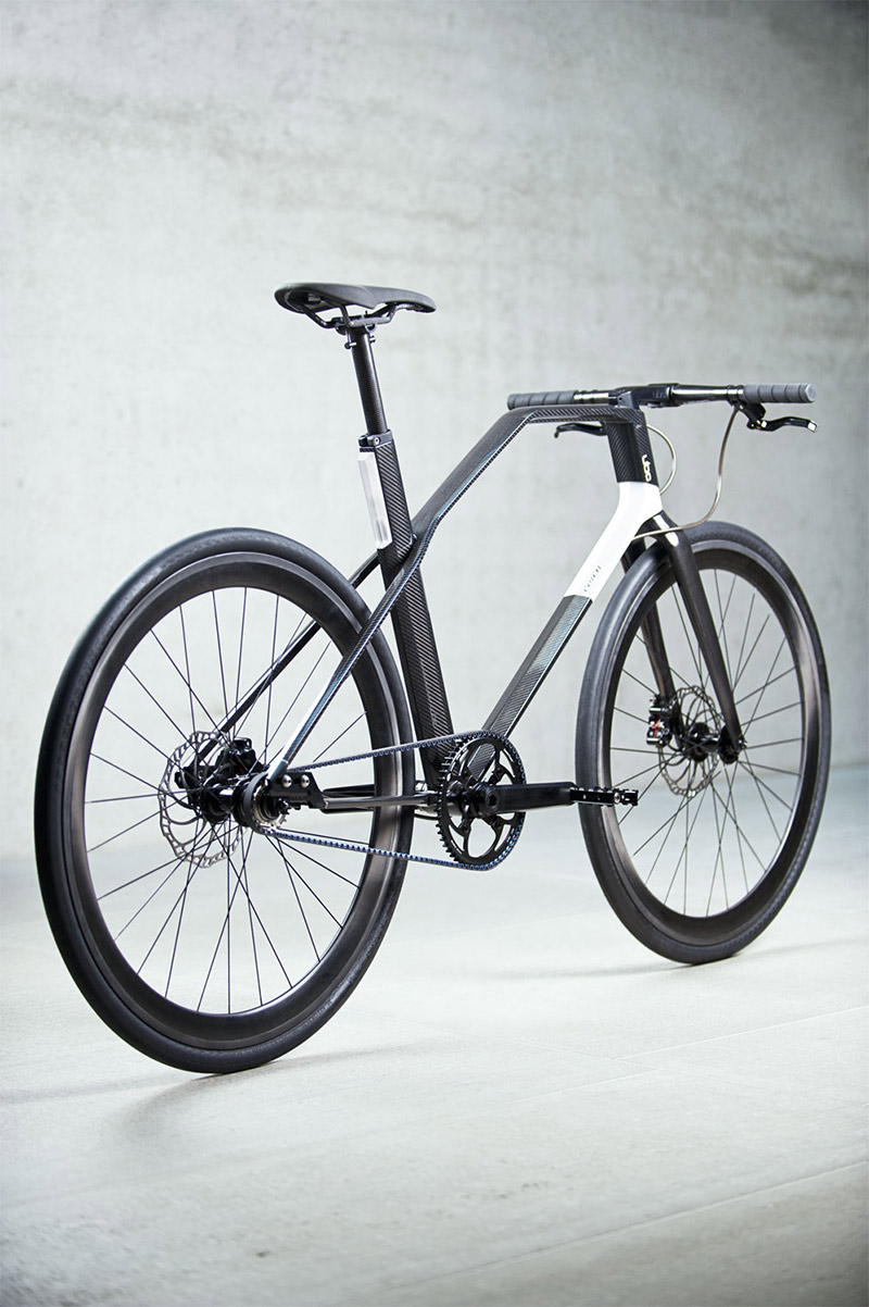 The Coren – The Urban Carbon Bike (1)