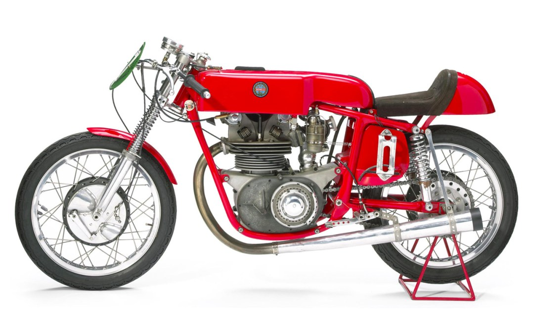 1958 Benelli 248cc Grand Prix Racing Motorcycle (5)
