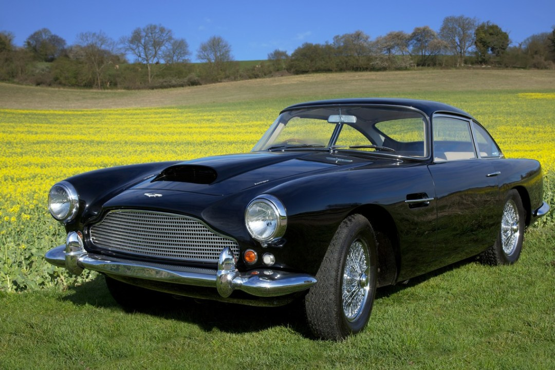 1960 The Aston Martin DB4 (8)