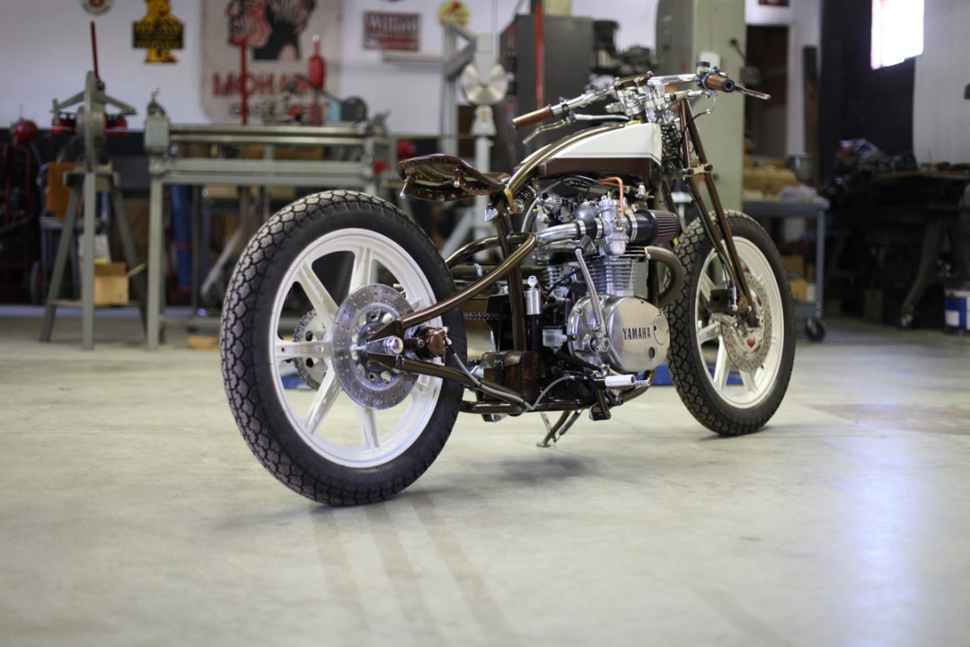 Stout 33 By Chappell Customs (3)