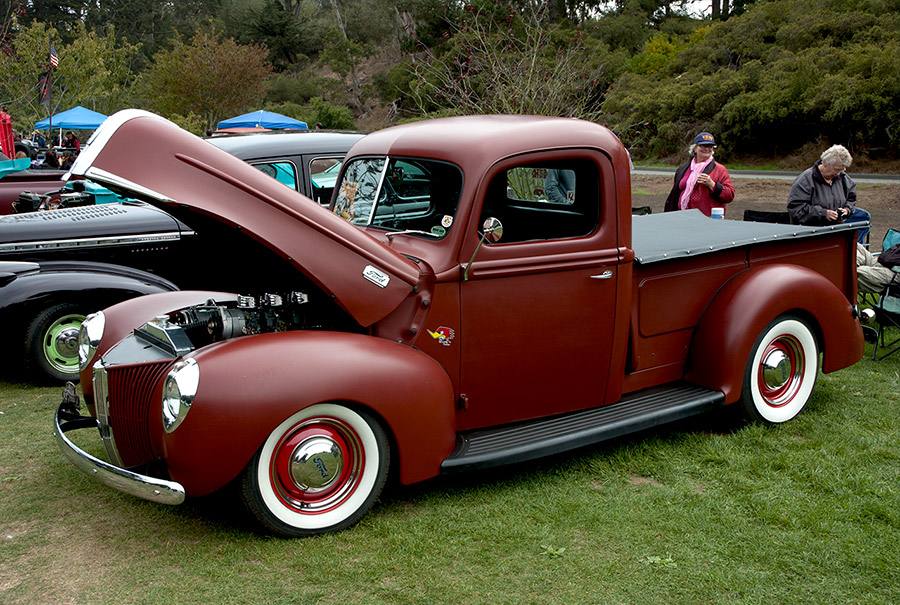 1941 Ford Pickup :: Interview with Owner Bob McKnight (3)