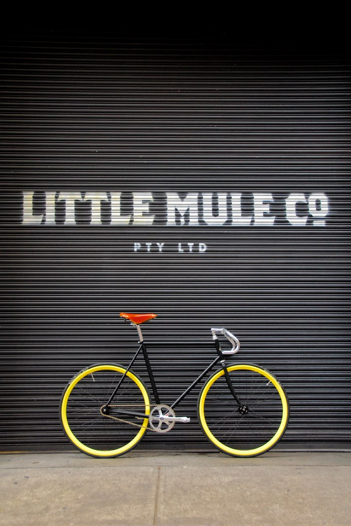 Interview with Hugh McIntyre of Little Mule