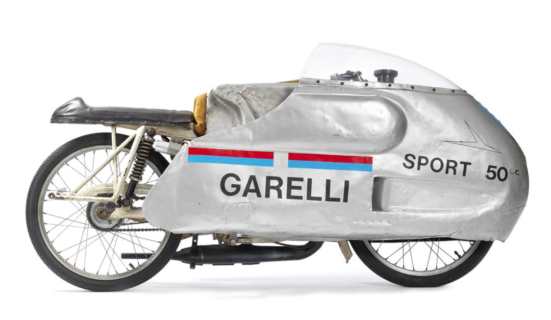 Garelli Grand Prix Collection :: Bonhams