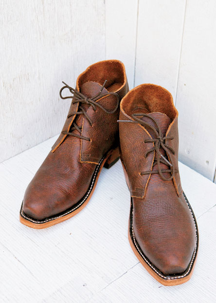 Runner-Up: Style + Design Cobra Rock Boot Co.: Boots, Marfa, TX, (est. 2011)