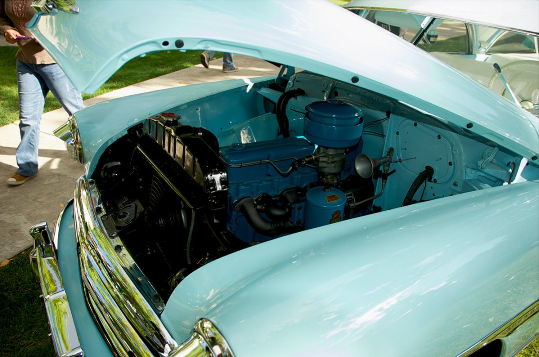 1951 Chevy :: Interview With Owner Pete Padilla (3)