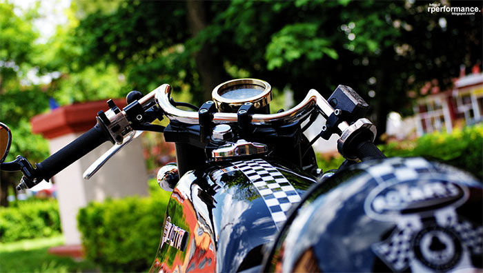 Desmo Bibu – Ducati 350 GTV