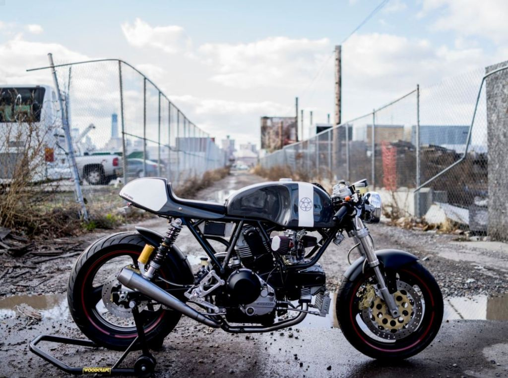 Walt Siegl&#039;s Ducati Leggero Series