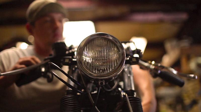 Kott Motorcycles :: A Film by Ryan Buller