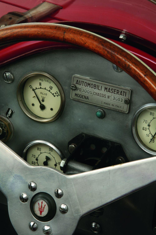 Maserati 300S Sports-Racing Spider