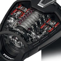 Hublot + Ferrari: A Marriage Made in Gadget Heaven