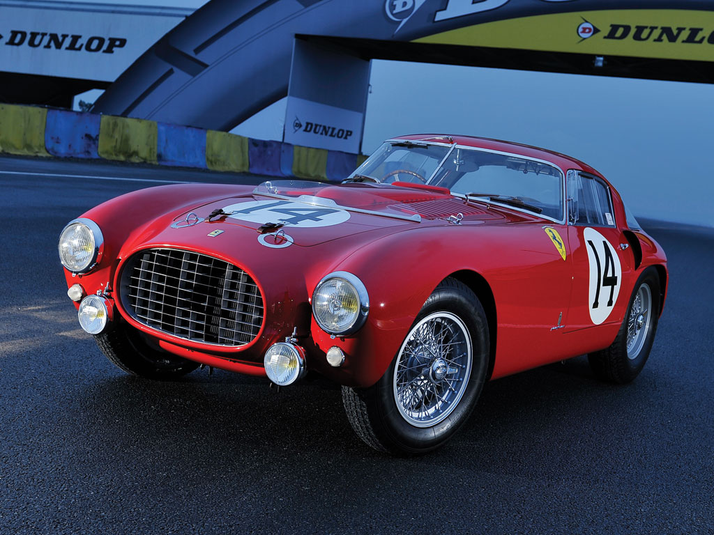 1953 Ferrari 340/375 MM Berlinetta 'Competizione' :: RMS Auctions