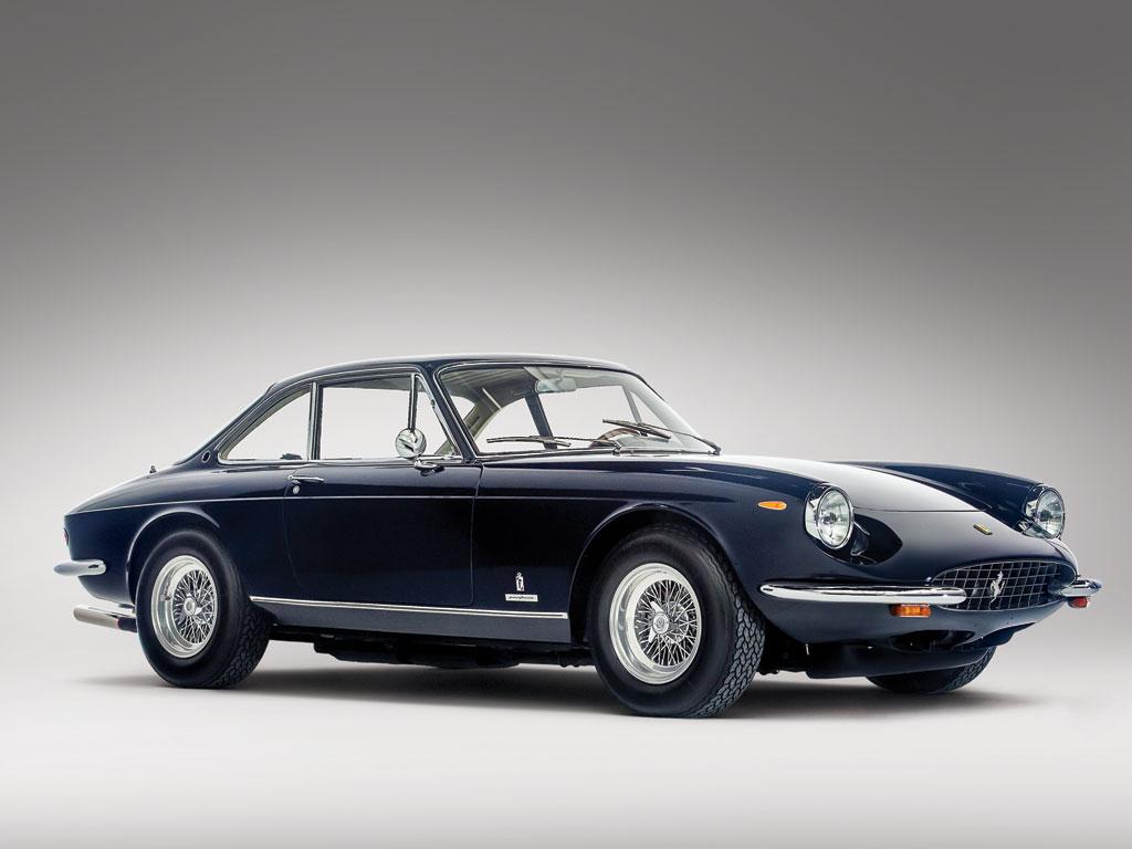 1968 Ferrari 365 GTC by Pininfarina