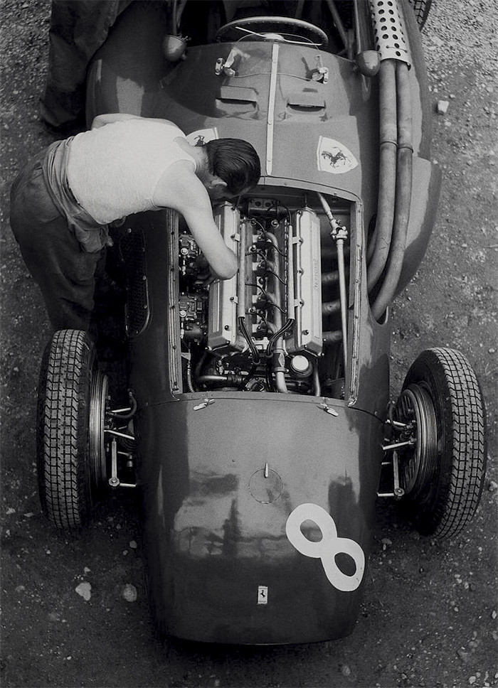 Grand Prix of France, Reims (Ferrari 553) – Jesse Alexander