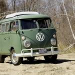 1967 Volkswagen Type 2 Westfalia Deluxe Camper :: Bonhams