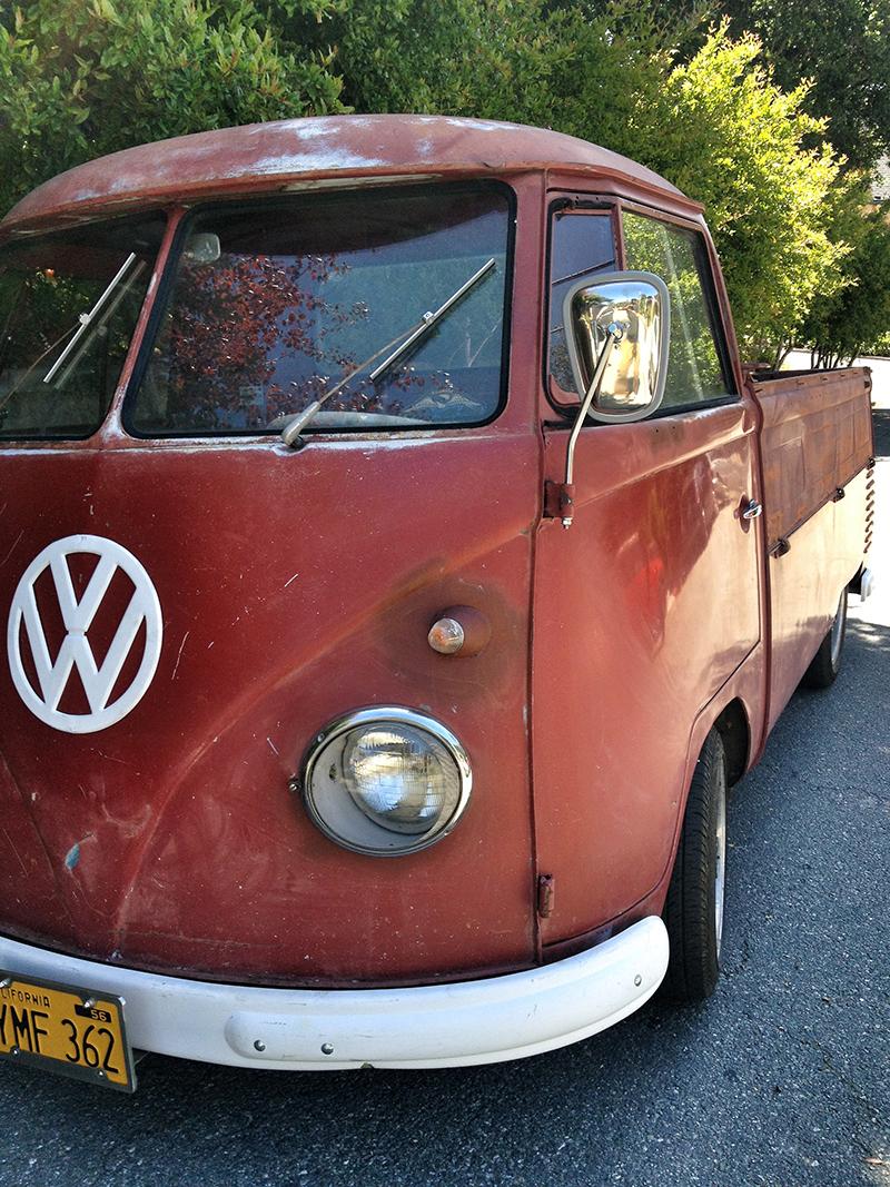 VW Van\