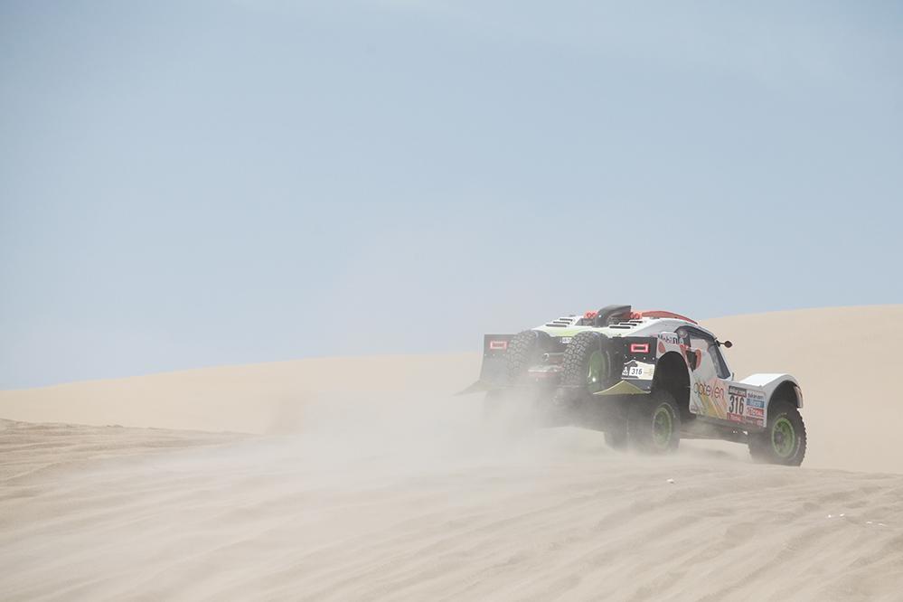 Dakar 2013 :: Kian Eriksen